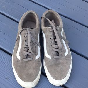 Vans Old Skool suede size 10 men's